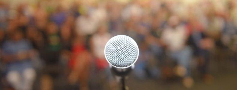 Ai microfoni di AIAC