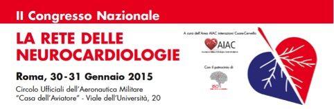 La rete delle neurocardiologie 2015