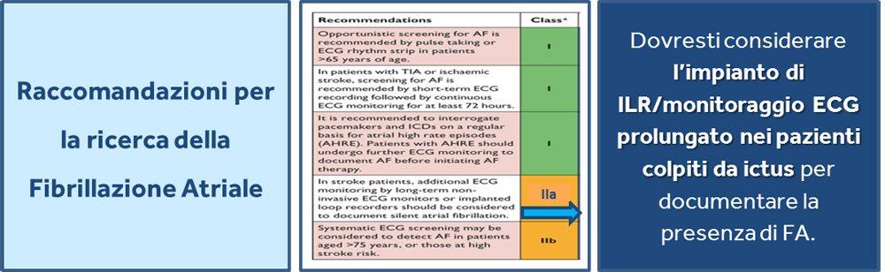 Linee guida ESC fibrillazione atriale