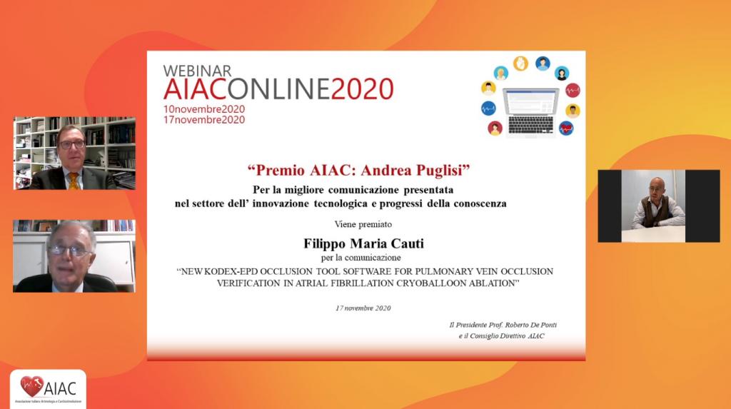 Premi AIAC 2020